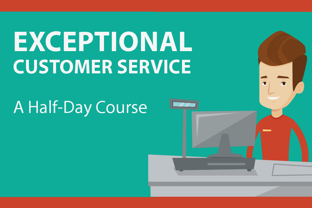 public sector and customer service This customer service training workshop covers the fundamentals of customer service schedule this course for your team and learn how to improve your service and ability to effectively serve customers and improve the experience.