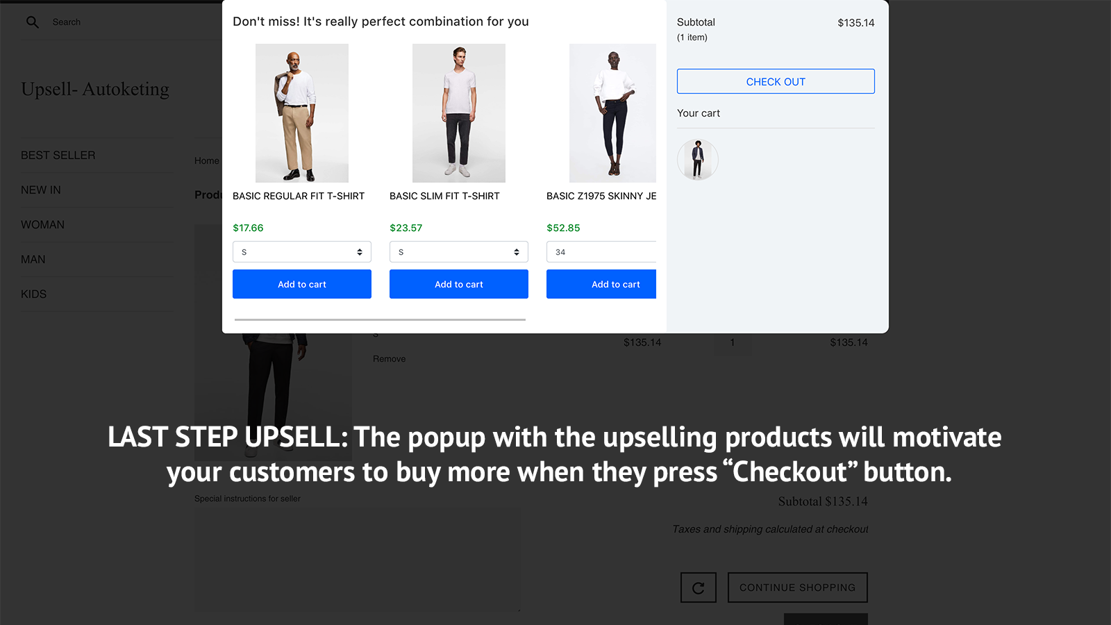 How-To-Upsell-When-Customers-In-The-Checkout-Step-Last-step Upsell