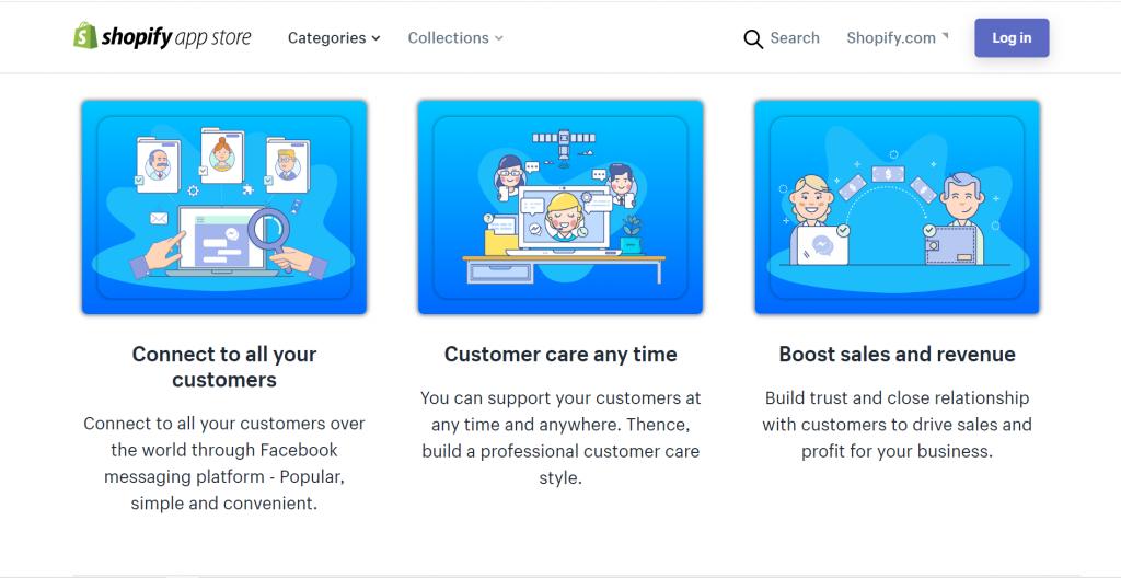 top5 facebook messenger chatbot apps for shopify 2