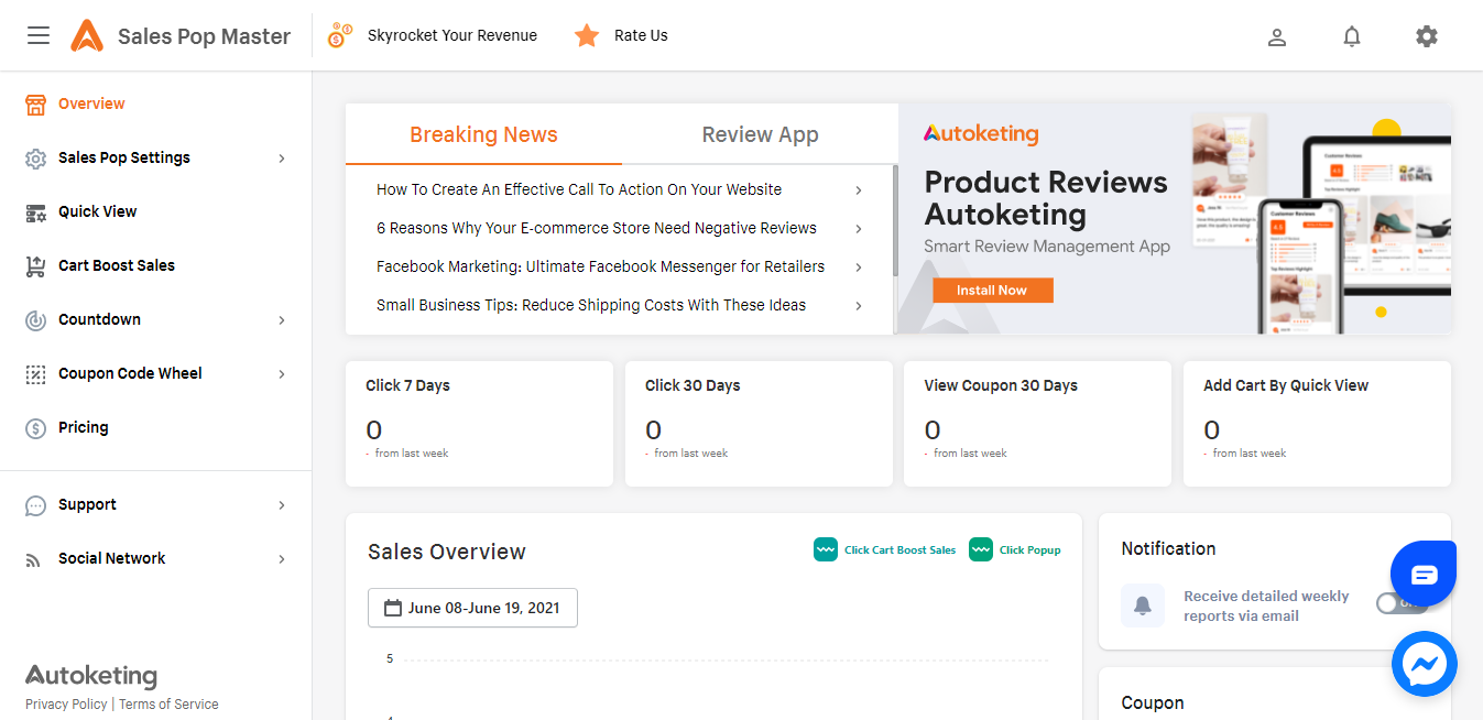 Autoketing's Big Updates: Introducing App's New Features, Pricing Plans, Designed Dashboard And More!